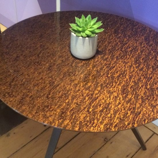 Gresham Furniture Table with Kimorra Table Top