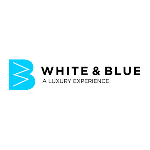 White and Blue Luxury Holidays