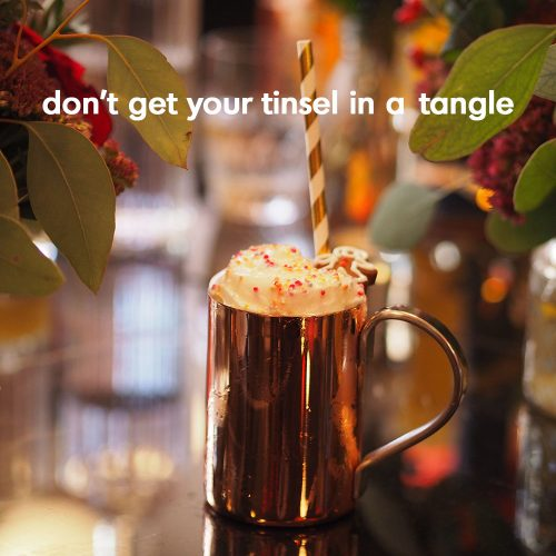 Is Your Tinsel in a Tangle